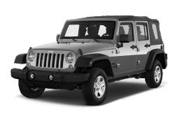 4 Doors Wrangler Jeep